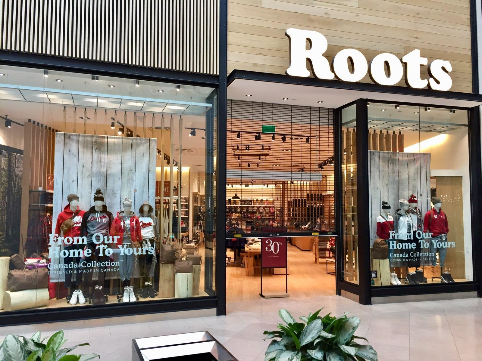 Roots - Clothing Manufacturers & Wholesalers