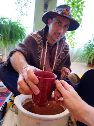 Sacred Bean - Chocolate - 905-818-0878