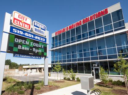 City Centre Storage - Moving Equipment & Supplies - 519-645-2466