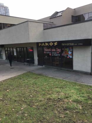 Paros Taverna Restaurant Ltd - 604-444-4788