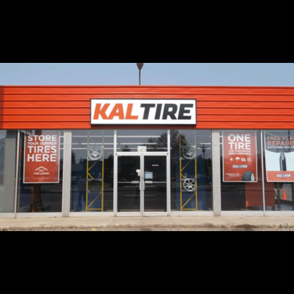 Kal Tire - Tire Retailers - 306-374-2425