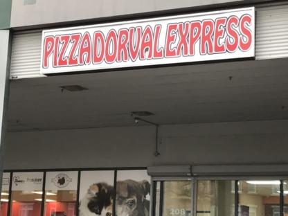 Pizza Dorval Express - Italian Restaurants - 514-631-0631