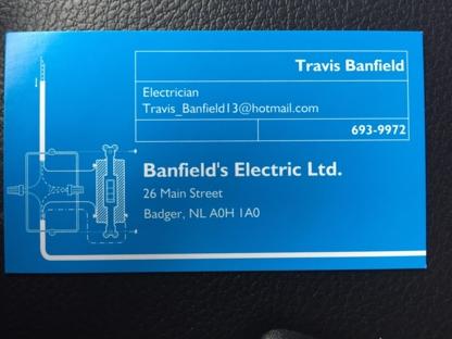 Banfield's Electric Ltd - Electricians & Electrical Contractors