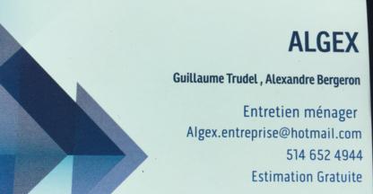Algex - Matériel et fournitures de jardinage - 514-652-4944