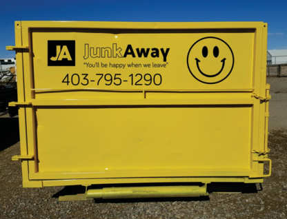JunkAway - Moving Services & Storage Facilities - 403-795-1290