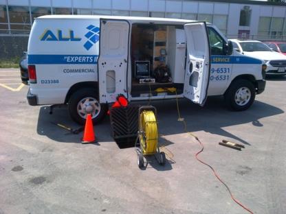 All Drains Snaking Services - Plombiers et entrepreneurs en plomberie - 905-699-6531