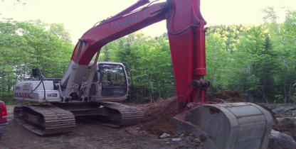 Cloutier Et Fils Excavation Inc - Entrepreneurs en excavation