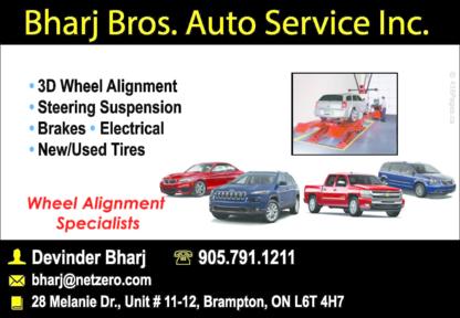 Wheel Alignment - Wheel Alignment, Frame & Axle Services - 647-292-1211