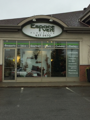 Espace Vert Fleuriste Inc - Florists & Flower Shops - 450-437-5470