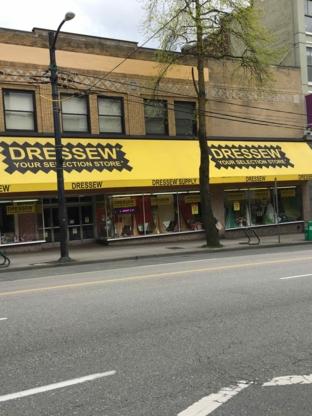 Dressew Supply Ltd - Magasins de tissus - 604-682-6196