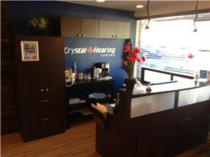 Crystal Hearing Centre - Optometrists - 604-850-5985