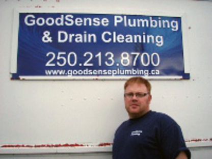 Goodsense Plumbing & Drain Cleaning - Drainage Contractors - 250-213-8700