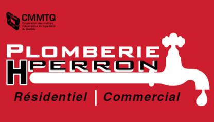 Plomberie H Perron - Plombiers et entrepreneurs en plomberie - 514-891-8822
