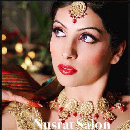 Nusrat Salon - Eyebrow Threading