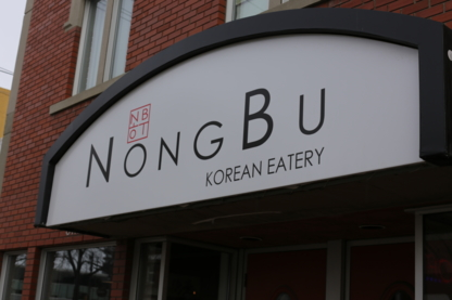 Nongbu Korean Eatery - Restaurants - 780-989-0997