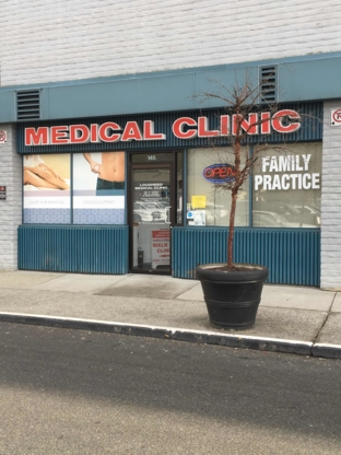 Lougheed Medical Clinic Ltd - Clinics - 604-421-2555