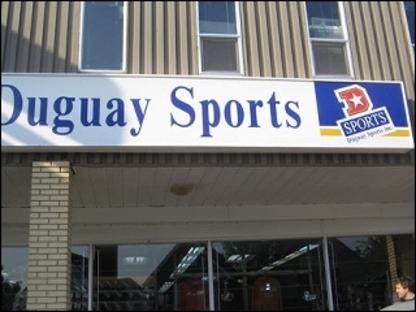 Duguay Sports Inc - Magasins d'articles de sport - 819-771-3512