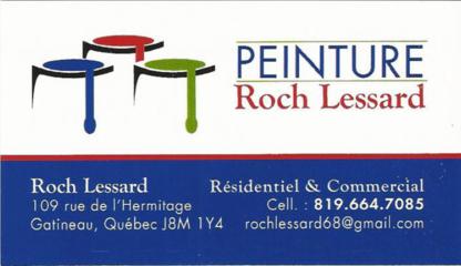 Peinture Roch Lessard - Plastering Contractors - 819-664-7085