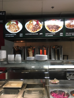Amir - Fast Food Restaurants - 450-718-4646