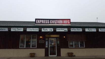 Express Custom Manufacturing Inc - Industrial Equipment & Supplies