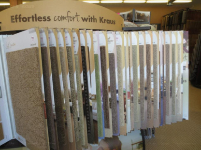 RITZ Interiors - Flooring Materials - 204-467-2903
