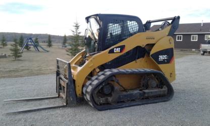 Andrew Bool Skidsteer Service - Excavation Contractors - 780-933-6321