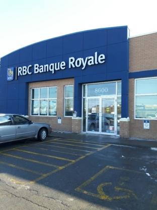 RBC Banque Royale Succursales - Banques - 514-368-5610