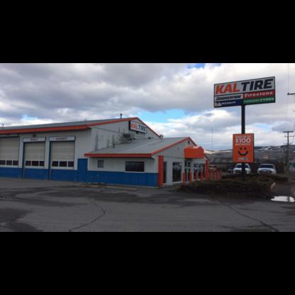 Kal Tire - Tire Retailers - 250-378-5141