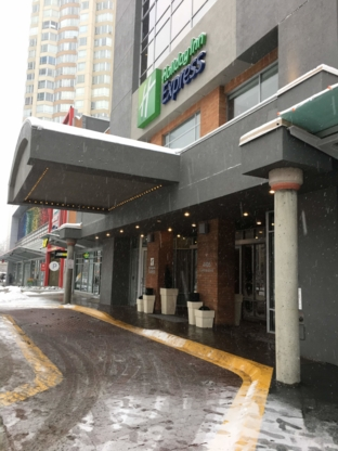 Holiday Inn Express Vancouver-Metrotown Burnaby - Hotels