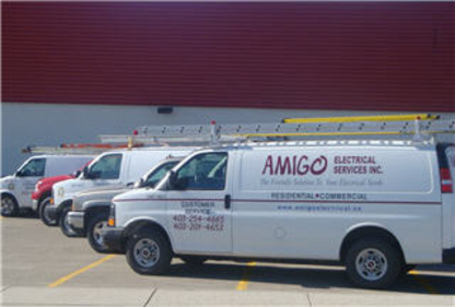 View Amigo Electrical Services Inc's Calgary profile