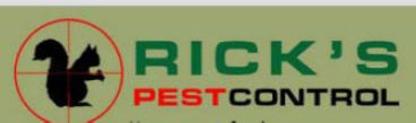 Rick's Pest Control - Pest Control Services