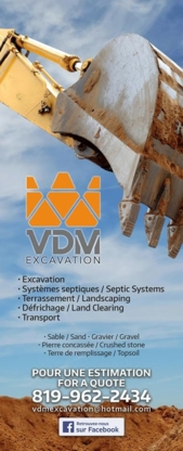 VDM Excavation - Landscape Contractors & Designers