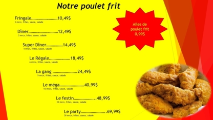 Patati-Patata Restaurant - Fish & Chips