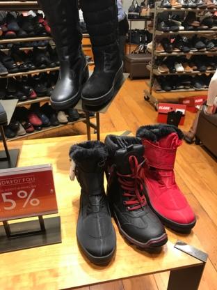 Clarks - Shoe Stores - 450-688-9855