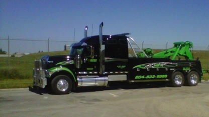 Champion Towing - Vehicle Towing - 204-633-8868
