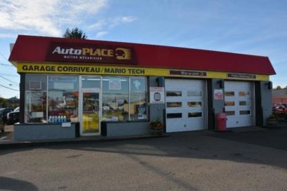 Garage Services Mario Tech INC - Auto Repair Garages