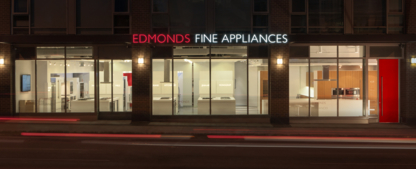Edmonds Fine Appliances - Major Appliance Stores - 604-874-0022
