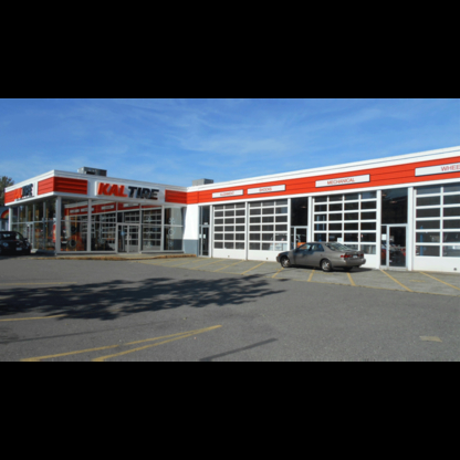 Kal Tire - Tire Retailers - 604-227-5354