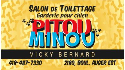 Salon de Toilettage PITOU MINOU - Toilettage et tonte d'animaux domestiques