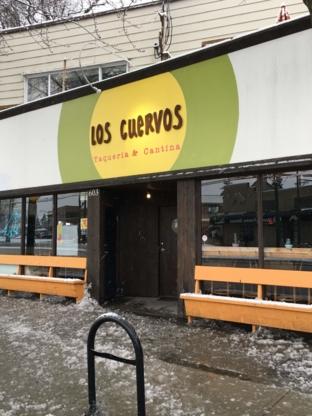 Los Cuervos Taqueria - Latin American Restaurants - 604-558-1518