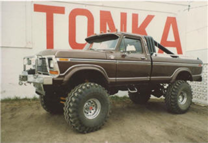 Tonka 4-Wheel Drive Ltd - Truck Caps & Accessories