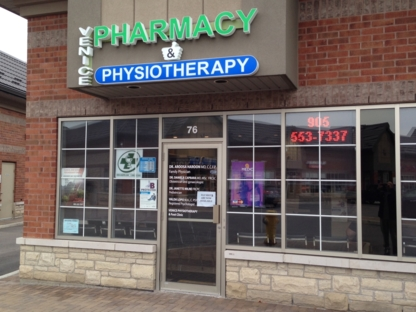 Venice Pharmacy - Medical Clinics - 905-553-7546