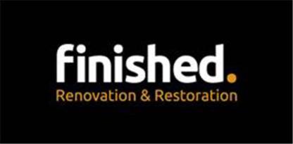 finished. Renovation & Restoration - Insurance Agents & Brokers