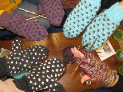 Le Coin Artisanal - Magasins de laine et de fil à tricoter - 514-505-3075