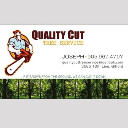 Quality Cut Tree Service - Tree Service - 905-967-4707