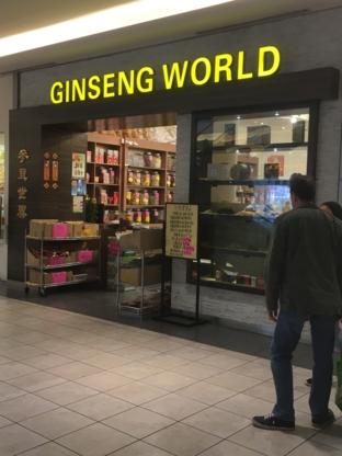 Ginseng World - Health Food Stores - 778-297-6007