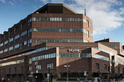 Université du Québec à Montréal - Établissements d'enseignement postsecondaire - 514-987-8008
