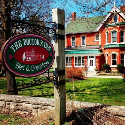 The Doctor's Inn Bed & Breakfast - Gîtes touristiques - 519-372-0254