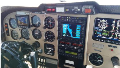 Trilogy Avionics Inc - Entretien, réparation et entreposage d'avions