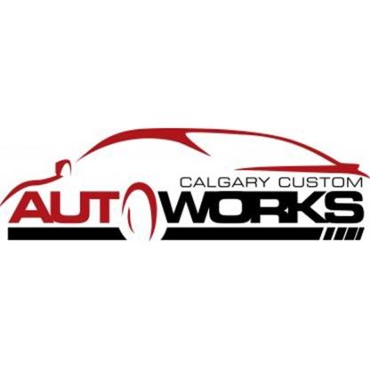 Calgary Custom Auto Works Ltd - Réparation et entretien d'auto